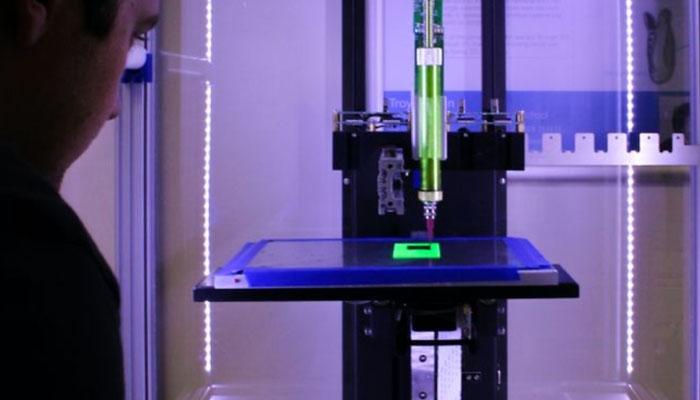 3D printterit mahdollistavat paljon uusia ulottuvuuksia teollisuudelle
